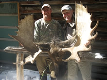 2013 Shiras Moose Hunts