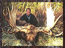 Click here to learn more about our moose hunts.