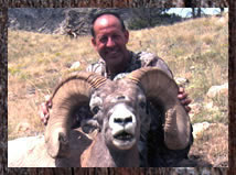 Click here to learn more about our sheep hunts.